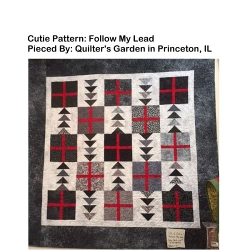Follow My Lead Quilter's Garden